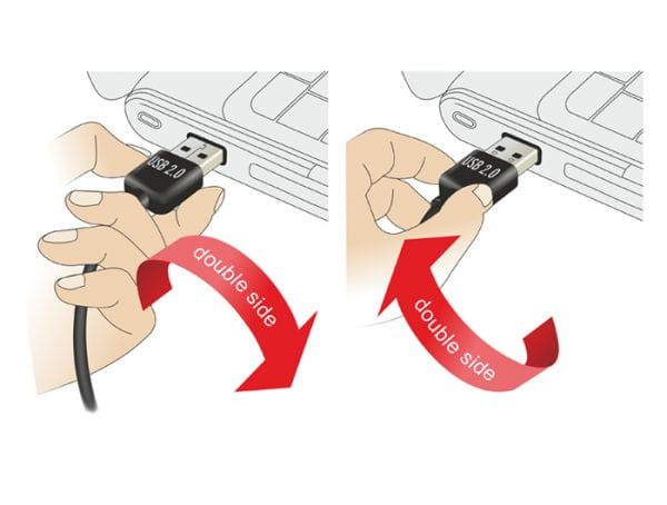 Delock Kabel / Adapter 65520 3