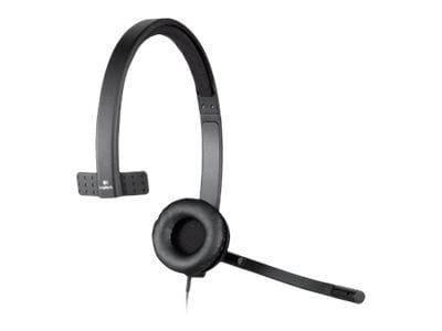 Logitech Headsets, Kopfhörer, Lautsprecher. Mikros 981-000571 2