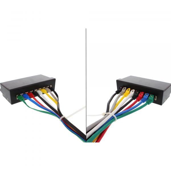 inLine Kabel / Adapter 71655W 2