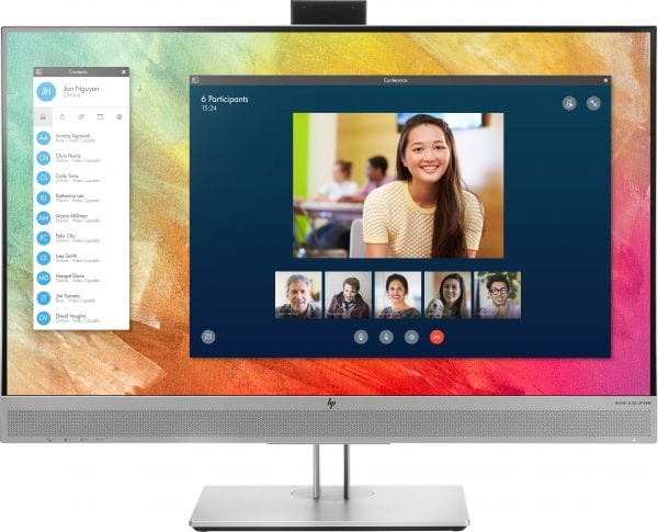 HP  TFT Monitore 1FH51AA#ABU 1
