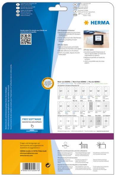HERMA Papier, Folien, Etiketten 5087 5