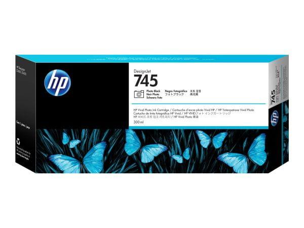 HP  Tintenpatronen F9K04A 1