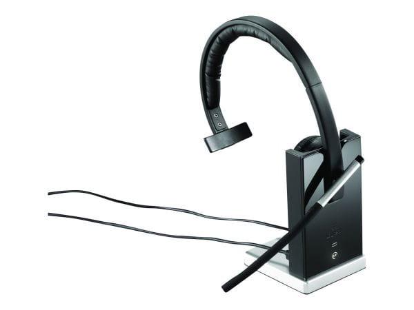 Logitech Headsets, Kopfhörer, Lautsprecher. Mikros 981-000512 3