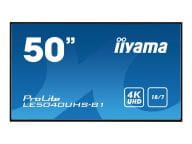 Iiyama Digital Signage LE5040UHS-B1 1