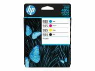 HP  Tintenpatronen 6ZC72AE#301 1