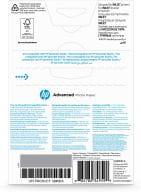 HP  Papier, Folien, Etiketten Q8691A 1