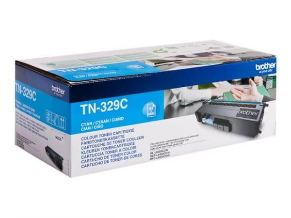 Brother Toner TN329C 1