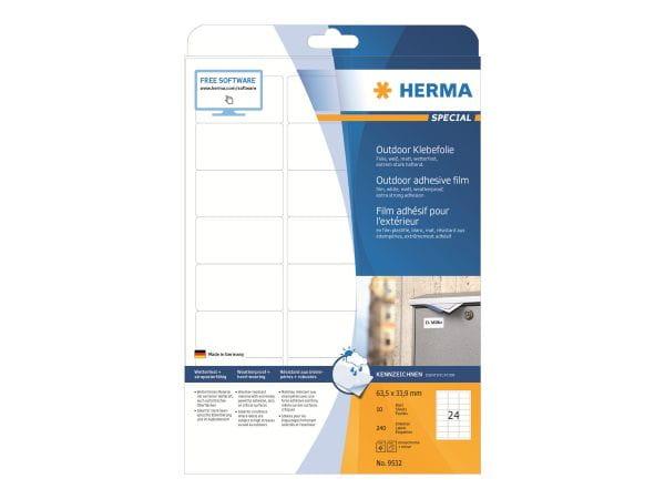 HERMA Papier, Folien, Etiketten 9532 1