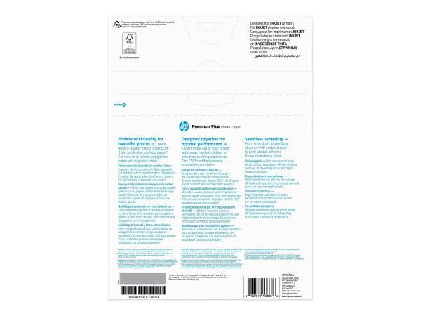 HP  Papier, Folien, Etiketten CR672A 3