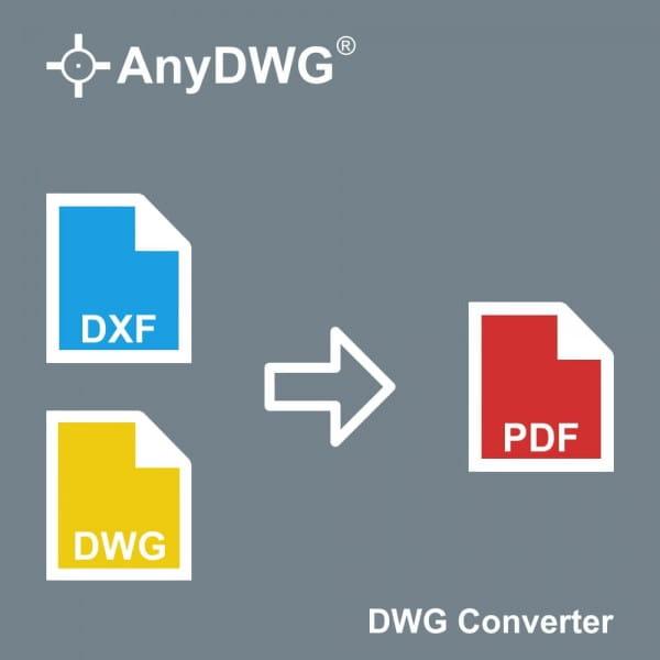 DWG to PDF Converter (Standard Version) [1 User] ESD