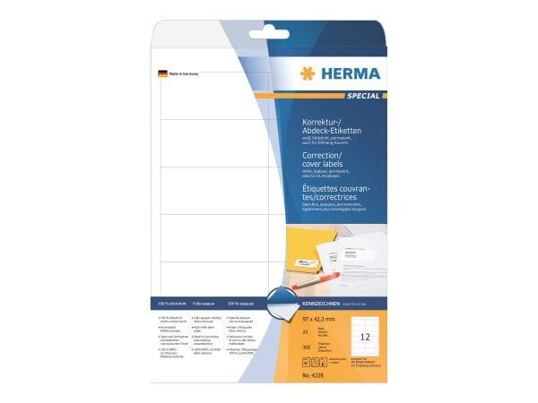 HERMA Papier, Folien, Etiketten 4228 1