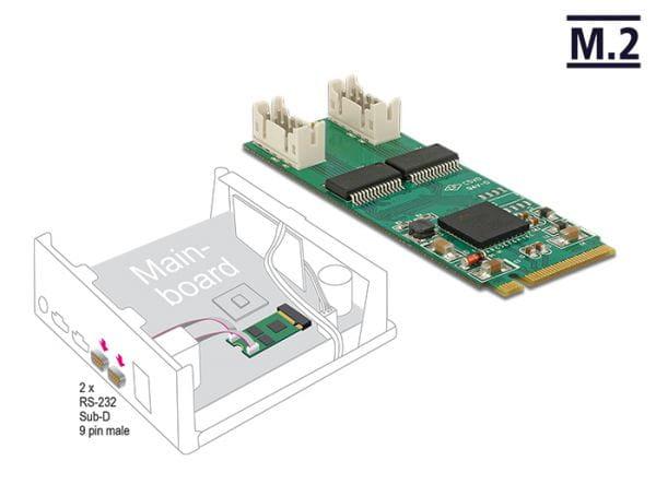 Delock Kabel / Adapter 62871 3