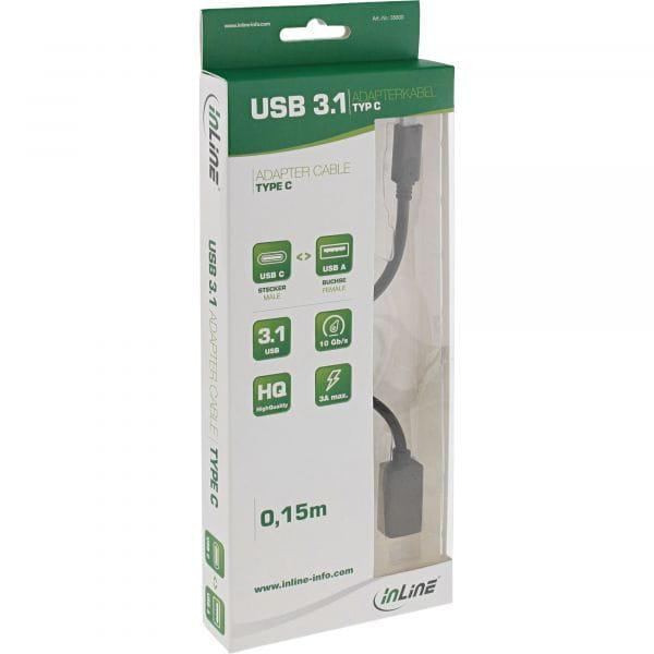 inLine Kabel / Adapter 35800 4