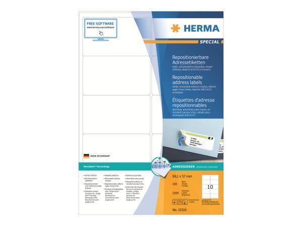 HERMA Papier, Folien, Etiketten 10316 1