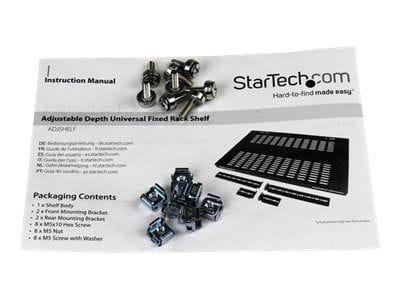 StarTech.com Serverschränke ADJSHELF 4