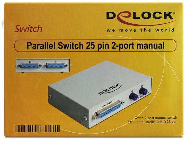 Delock Netzwerk Converter und KVM 87618 2