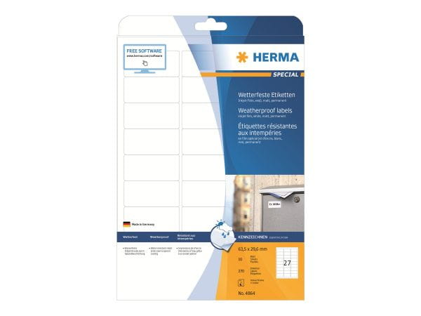 HERMA Papier, Folien, Etiketten 4864 1