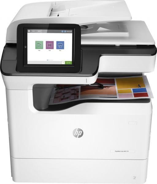 HP  Multifunktionsdrucker 4PZ45A#B19 1