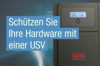 USV-Anlagen – Die Notstromversorger für IT-Anlagen!