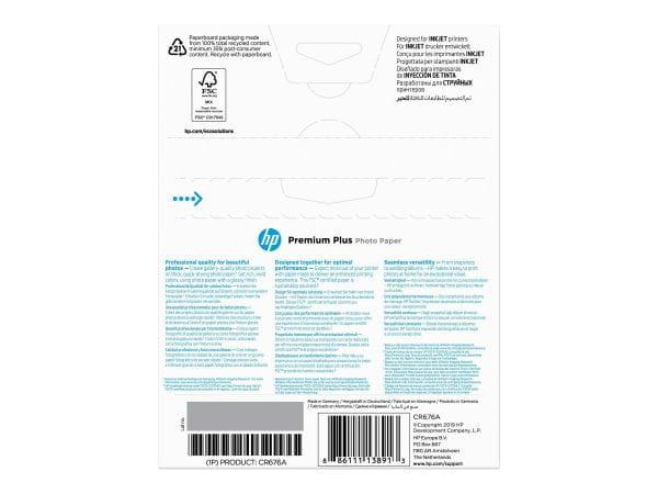 HP  Papier, Folien, Etiketten CR676A 2