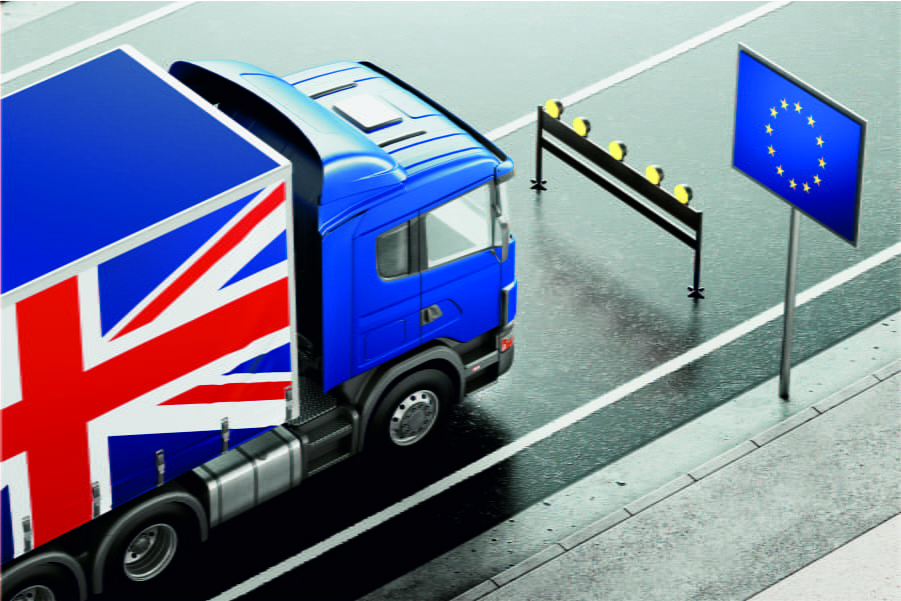 UK Europa Warenverkehr