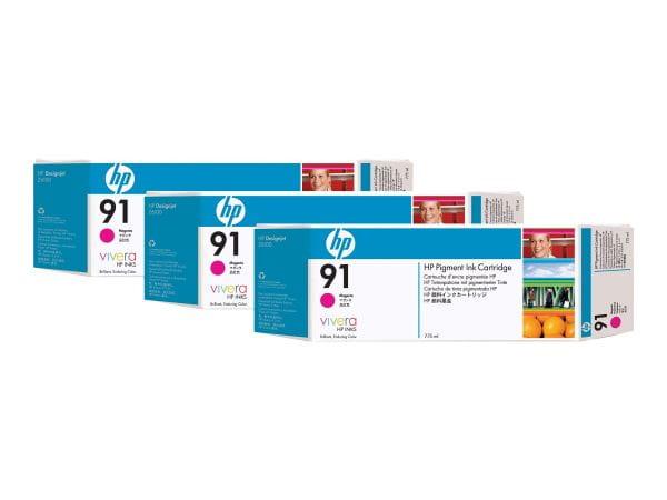 HP  Tintenpatronen C9484A 1
