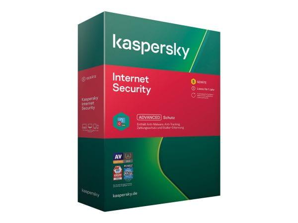Kaspersky Anwendungssoftware KL1939G5EFS-20 1