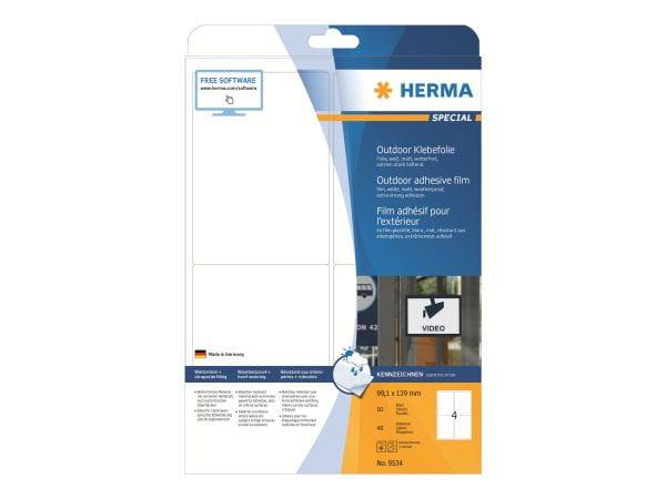 HERMA Papier, Folien, Etiketten 9534 1