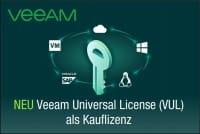 Veeam Universal License (VUL) Kauflizenzen