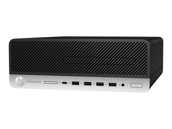 HP  Desktop Computer 1JS67AW#AKC 1