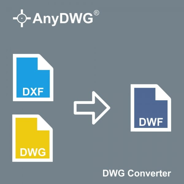 DWG to DWF Converter [1 User] ESD
