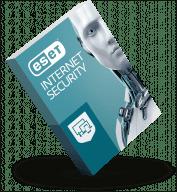 ESET Internet Security Box-Pack