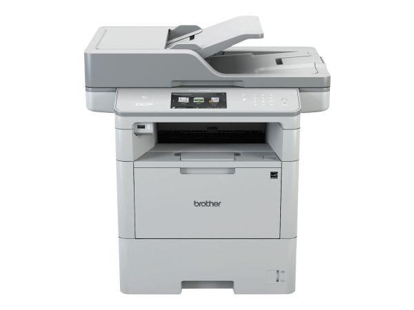 Brother Multifunktionsdrucker DCPL6600DWSRG2 1