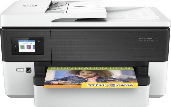 HP  Multifunktionsdrucker Y0S18A#A80 1