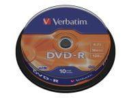 Verbatim Optische Speichermedien 43523 1