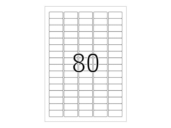 HERMA Papier, Folien, Etiketten 4336 3