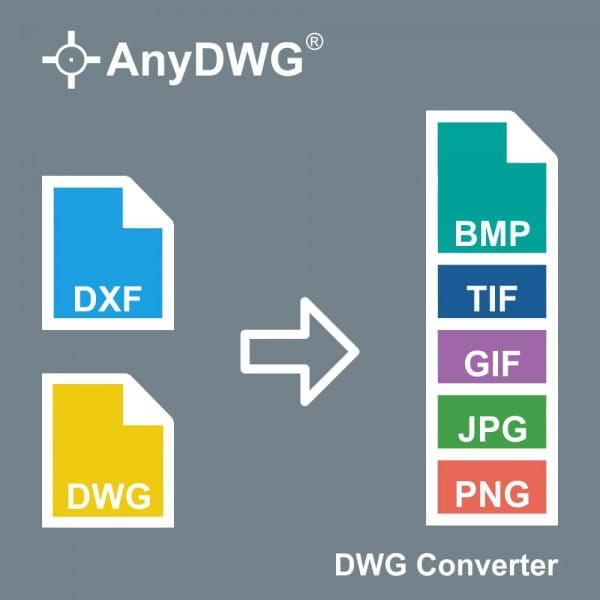DWG to Image Converter (Standard Version) [1 User] ESD