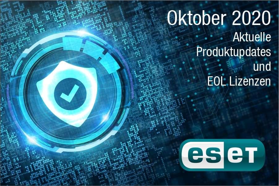 ESET Produktupdates Herbst 2020