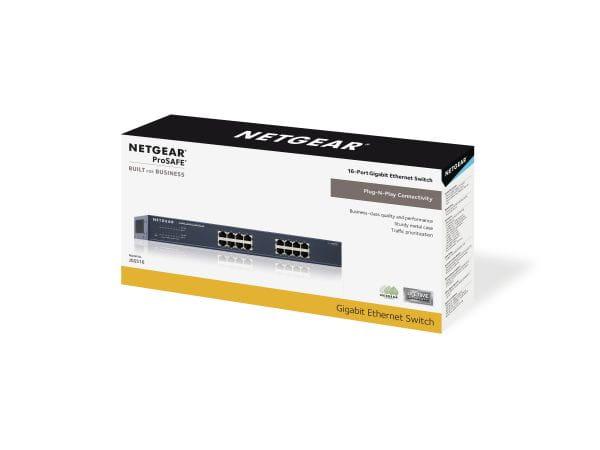 Netgear Netzwerk Switches / AccessPoints / Router / Repeater JGS516-200EUS 3