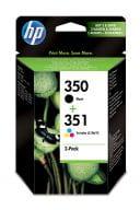HP  Tintenpatronen SD412EE 1