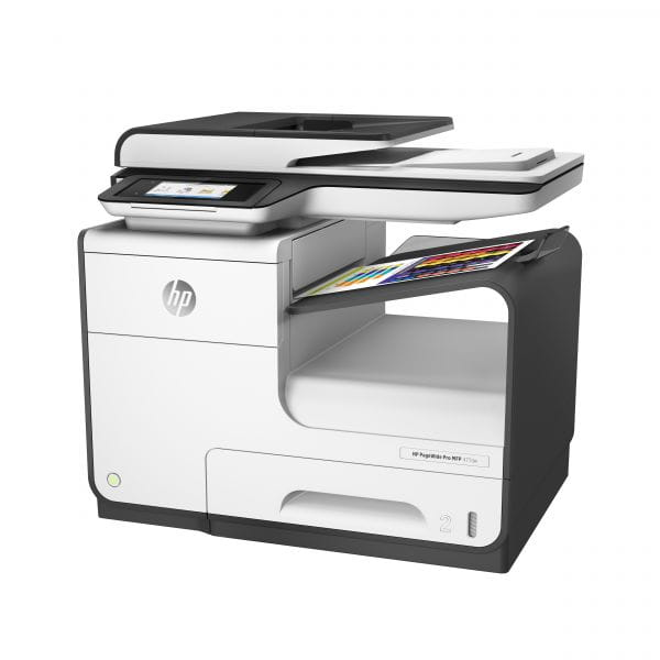 HP  Multifunktionsdrucker D3Q20B#A80 5