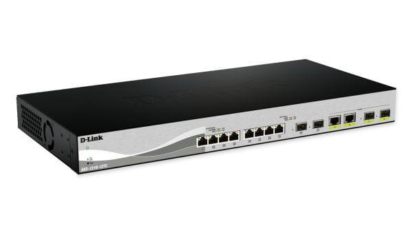 D-Link Netzwerk Switches / AccessPoints / Router / Repeater DXS-1210-12SC 1