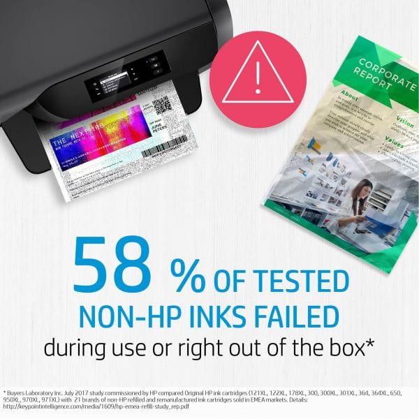 HP  Tintenpatronen C2P23AE 4